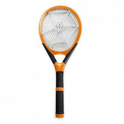 Fountain Aspectek Mics Mosquito Swatter Rechargable With Detachable Flashligh...