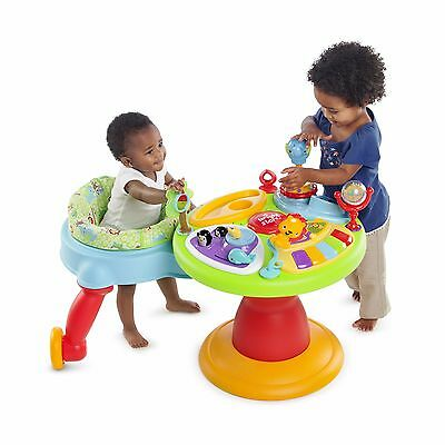 Kids Activity Center Baby Toddler Infant Seat Unisex Educational Toy Play New