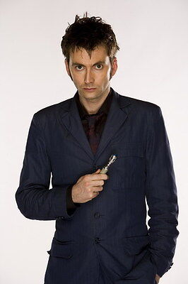"001 DAVID TENNANT - Doctor Who UK Actor 14""x21"" Poster"