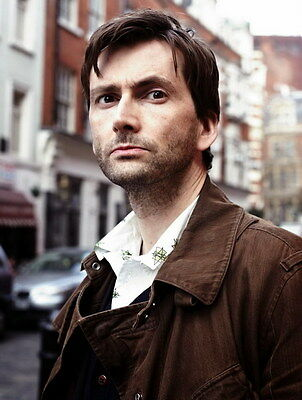 "044 DAVID TENNANT - Doctor Who UK Actor 24""x31"" Poster"