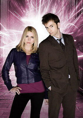 "048 DAVID TENNANT - Doctor Who UK Actor 24""x34"" Poster"