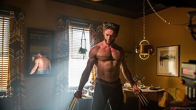 "050 The Wolverine 3 - Hugh Jackman Action 2017 Movie 42""x24"" Poster"