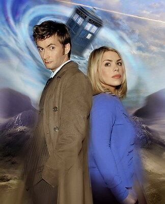 "029 DAVID TENNANT - Doctor Who UK Actor 24""x29"" Poster"