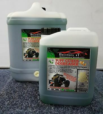 Tuff Citrus Degreaser 5 L (Water Base)