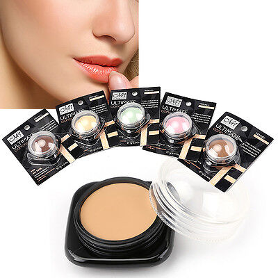 Menow Ultimate Concealer Powder Cream Long Lasting Isolation Correct Face Makeup