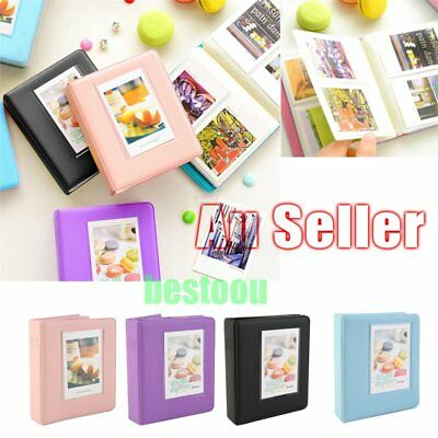 Polaroid Fujifilm Instax Mini 7 7S 8 9 Camera Photo Album Fuji Film AU