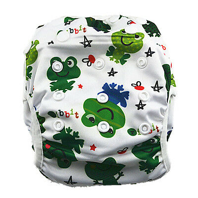 Adjustable Reusable Swim Nappy Baby Toddlers Swimming Diaper Pants Nappies (S103