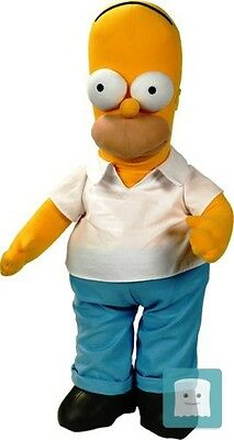 United Labels 1000036 - I Simpson, Peluche Di Homer, 38 Cm