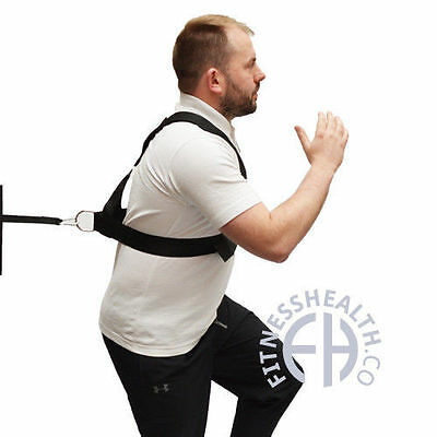 FH Sprint Resistor Harness Power Prowler Speed Weight Training