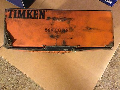 Timken  -Bearings #864Cone ,FREE SHPPING to lower 48, NEW OTHER!