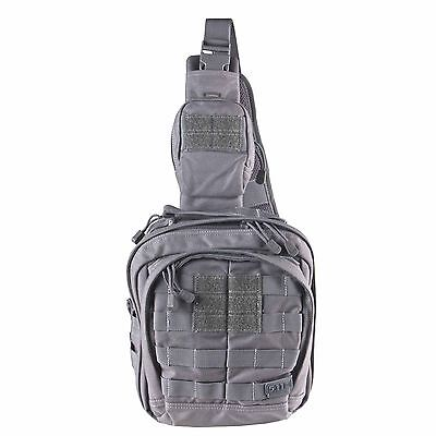 5.11 Tactical RUSH MOAB 6 Ambidextrous Sling Pack Backpack - Storm