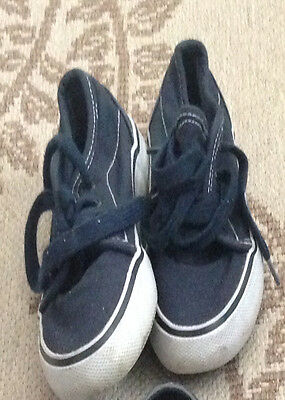 Boys Size 13 Old Navy Tennis Shoes