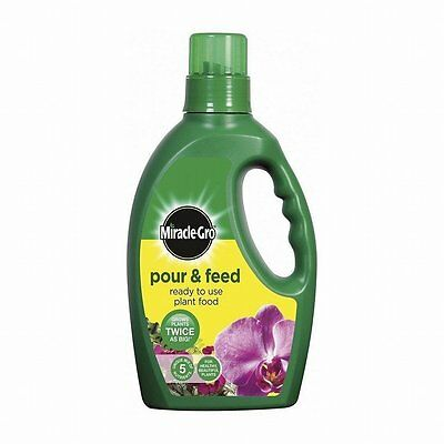 Miracle-Gro - Pour & Feed Plant Food - 1 Litre