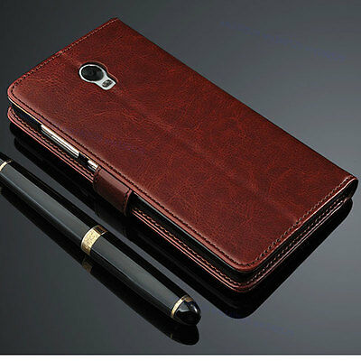 For Lenovo Vibe P1/P2/Vibe Shot Z90-7 Flip PU Leather Wallet Case Cover+FreeRope