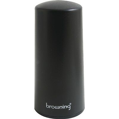 BROWNING BR-2427 4G/3G LTE Wi-Fi Cellular Pretuned Low-Profile NMO Antenna