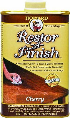 Howard - Restor-A-Finish, Cherry, 8oz