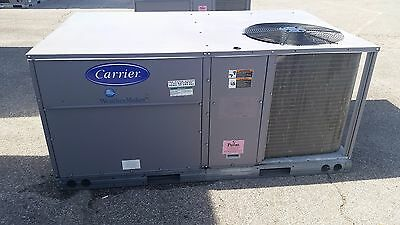 Commercial 5 Ton Ac Cooling Only / Electric Heat Packaged Unit 460 V 3 Phase
