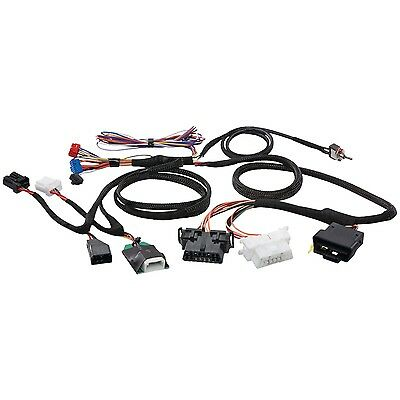 DIRECTED DIGITAL SYSTEMS THCHD3 Chrysler(R) Generation III P&P T-Harness for ...