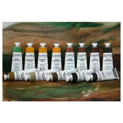 Golden Artist Colors Wb60000433  Williamsburg Handmade Oil Color 150Ml French...