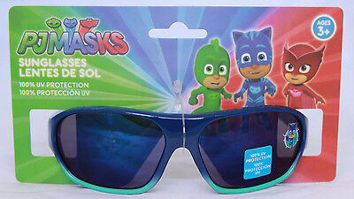 PJ Masks Connor Catboy Boys Sunglasses 100% UV Protection Kids Children Gekko