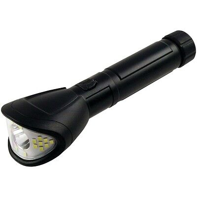 DORCY 41-4345 350-Lumen Wide Beam LED Flashlight