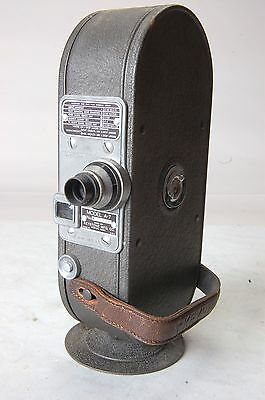 Vintage 1937 Keystone A-7 16mm Film Movie Camera - Winds And Works