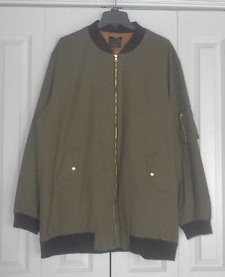 Love Tree All Weather Coat Jacket ~ Size 3X ~ NEW