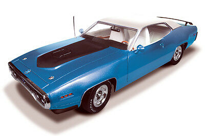 aw auto world 1/18 1971 Plymouth Road Runner