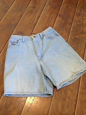 Vintage high wasted Wranglers for women size 10 shorts MADE IN USA