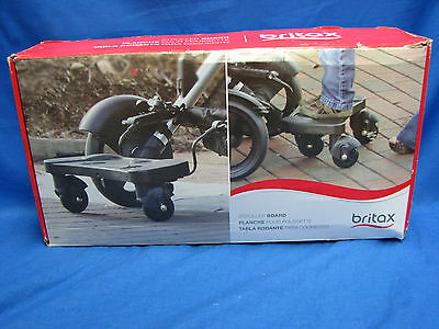 Britax Stroller Board, Black S869800 NEW open Box