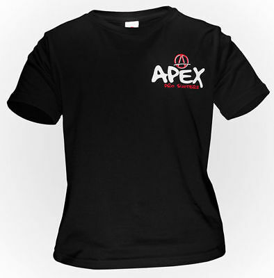 Apex Scooters Classic T-Shirt - Extra Large Black
