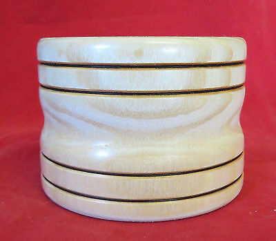 Bowl Utilty (Lathe) Hand Turned (ID#007)