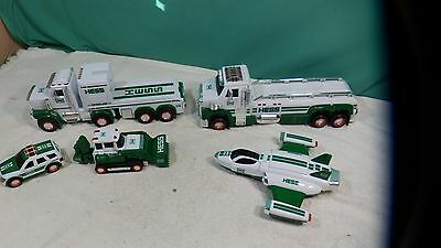 Lot  of  HESS TOY TRUCK   Good Condition