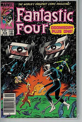 Fantastic Four - 279- Marvel - June 1985