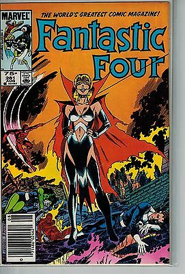 Fantastic Four - 281 - Marvel - August 1985