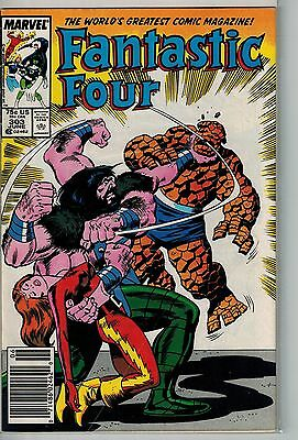 Fantastic Four - 303 - Marvel - June 1987
