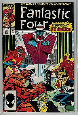 Fantastic Four - 308 - Marvel - November 1987