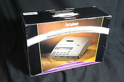 New In Box Dictaphone Model 2750 Voice Processor Express Professional Series
