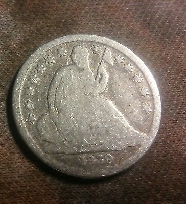 1839-O 10C Seated Liberty Dime  ((56))
