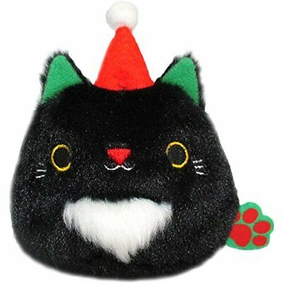 2.3 Neko Dango Neko Atsume Plush Doll stuffed toy NEKODANGO Christmas Santa.