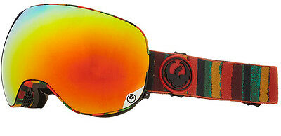 NEW 2016 Dragon X2 Goggles-Jam-Rasta-Red Ion+Yellow Blue-SAME DAY SHIPPING!