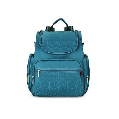 Diaper Bag Baby Backpack Travel Nappy Multi-Function Tote Bag With Changing Pad