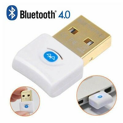 Mini USB CSR Bluetooth V4.0 Dual Mode Wireless Dongle Adapter Audio Transmitter