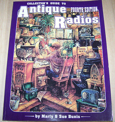 Antique Radio guide book ..248 pages