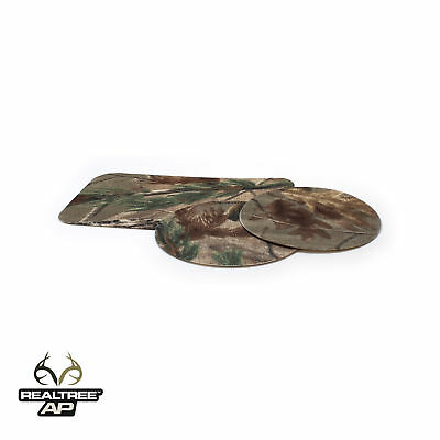 Gear Aid Gear Patch CORDURA Fabric Patches RealTree AP Camouflage Fabric Repair