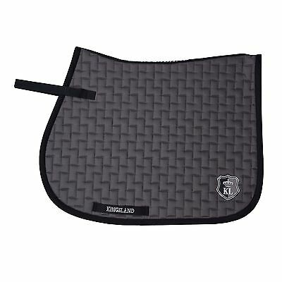 Kingsland Horse Riding Equestrain Jumping Dressage Comfortable Sciara Saddle Pad