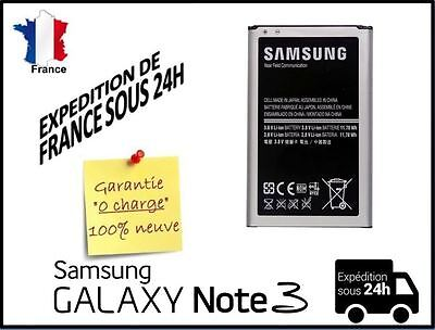 BATTERIE Interne NEUVE POUR SAMSUNG NOTE 3 N9005 B800BE-BC FABRICATION 2019