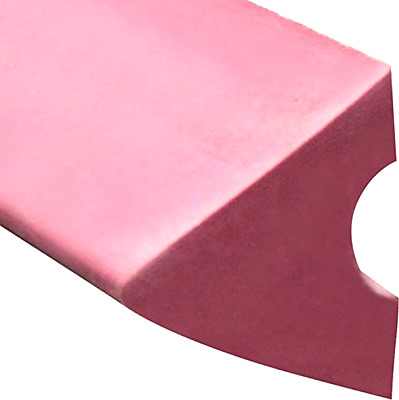 6 Pack Set K66 Rubber Bumpers Pool Table Rail Cushions 8 Foot New Free Shipping