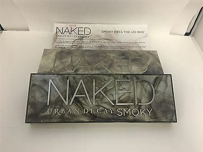 Urban Decay - Eyeshadow Palette - Naked Smoky