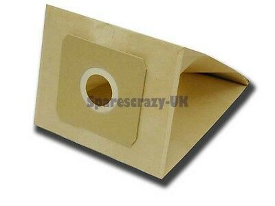 To fit Nilfisk Coupe, Neo and GO Series GM65 GM60 Vacuum Cleaner Paper Bag 5 Pk